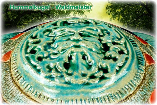 Hummelkugel - Waldmeister