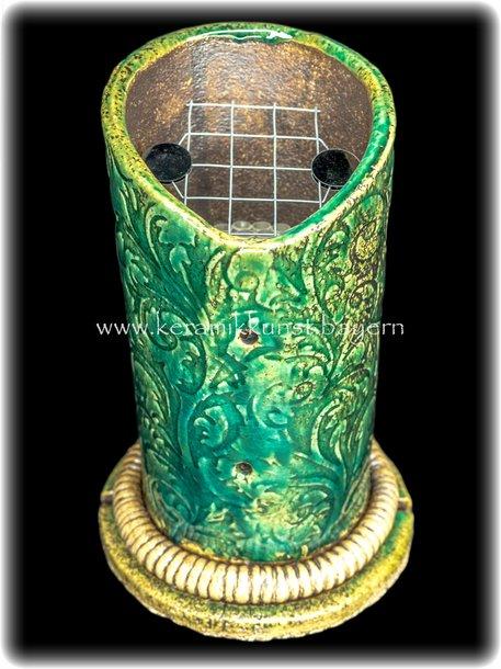 Wildbienenhotel Keramik Keramikkunst Hummelkugel