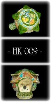 009 Hummelkugel - Schmetterling in Smaragdgrün