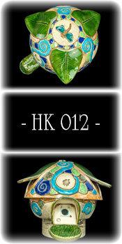 012 Hummelkugel - Libelle und Smaragdgrün